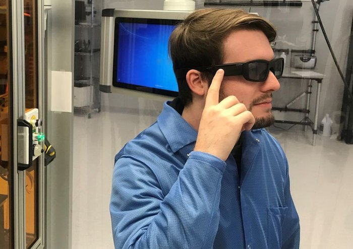 Vuzix Augmented Reality Glass Is Powered by Amazon Alexa