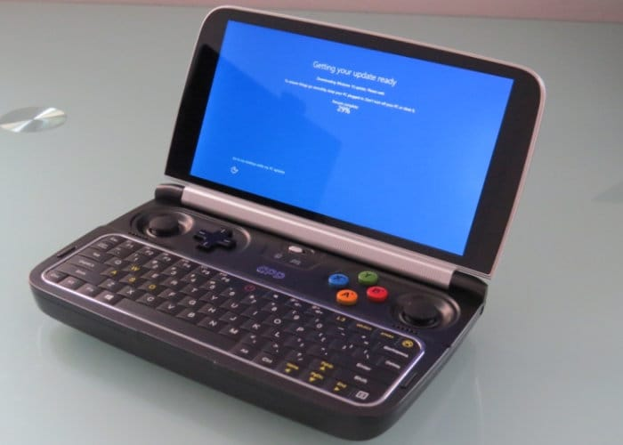 $649 GPD Win 2 Windows Handheld Gaming PC Unboxing