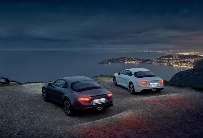 Two New Alpine A110 Cars Launching At Geneva Motor Show Geeky Gadgets