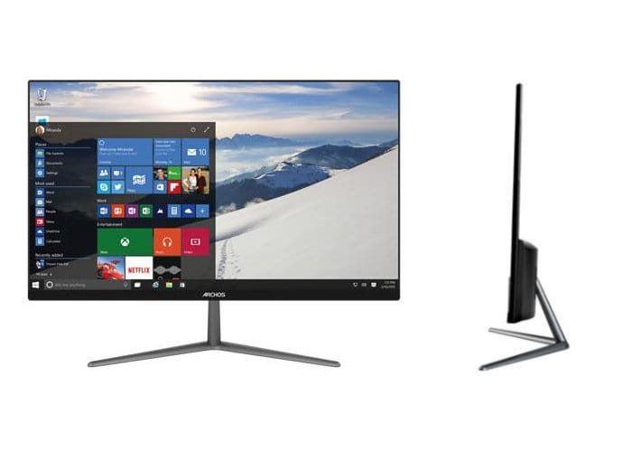 Archos Vision 215 All-in-One PC