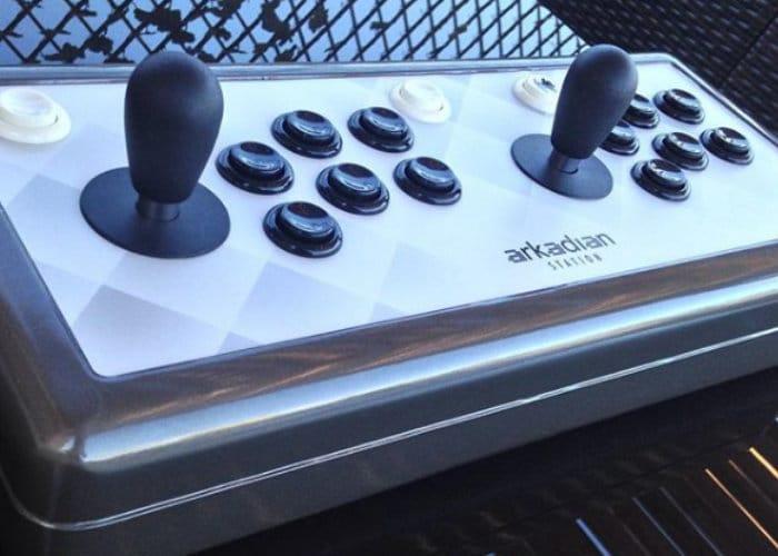 Arkadian Joystick Hits Kickstarter