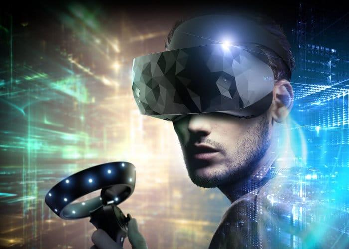Asus Windows VR Headset