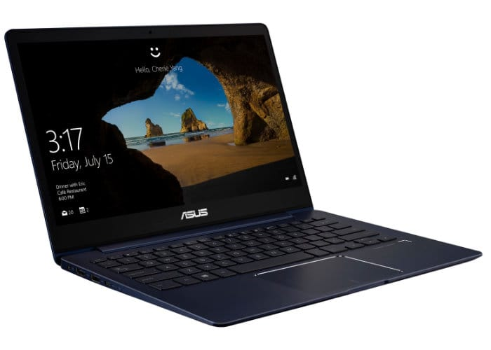 Asus Zenbook 13 Ultra Thin Laptop