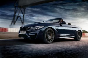 BMW M4 Convertible Edition 30 Jahre Announced