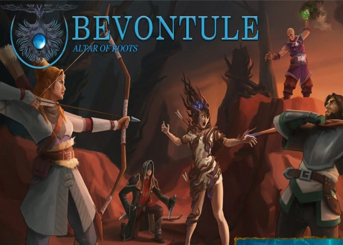 Bevontule: Altar of Roots