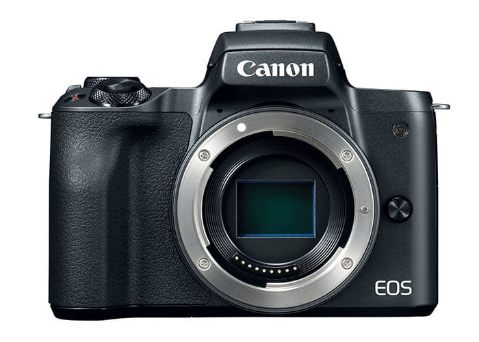 Canon M50 Mirrorless Camera