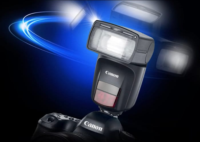 Canon Speedlite 470EX-AI Smart Camera Flash System