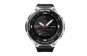 Casio Pro Trek WSD-F20-WE