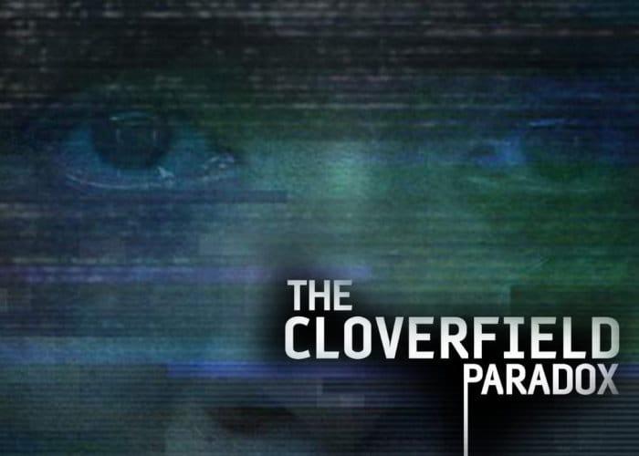 Cloverfield paradox stream