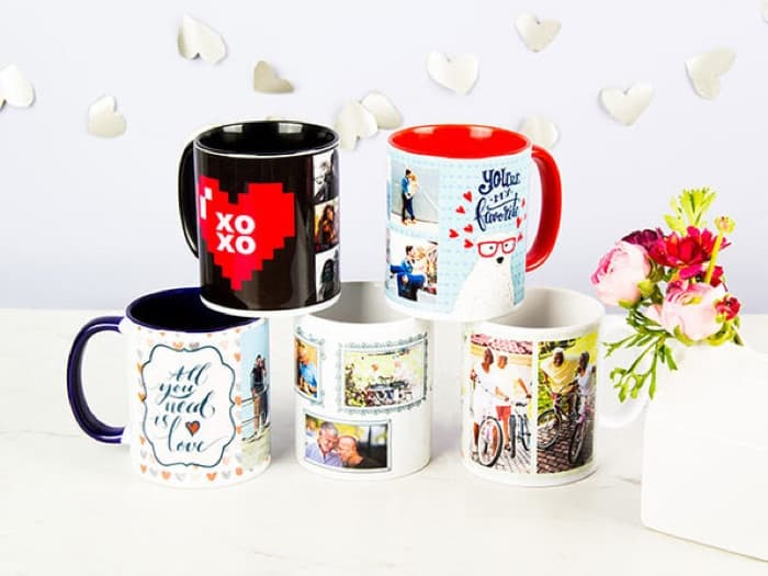 Collage.com Custom Holiday Gifting