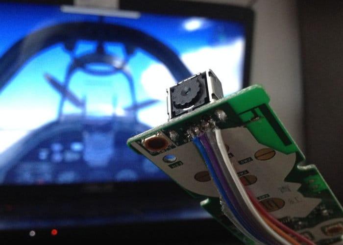 DIY Game Head Tracker