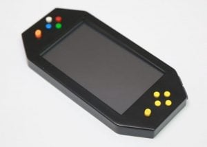DIY MidoJoy Raspberry Pi Handheld Gaming Case With 8,000mAh Battery