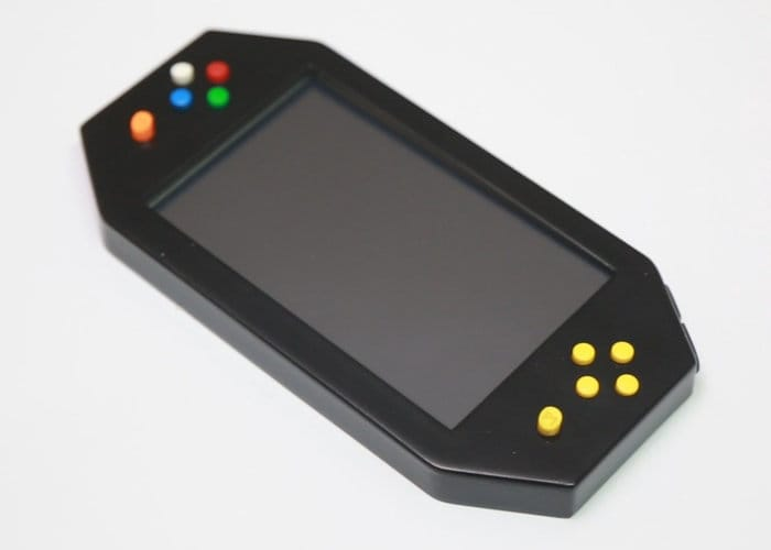 DIY MidoJoy Raspberry Pi Handheld Gaming Case