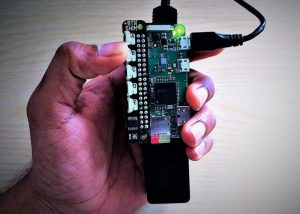 DIY Raspberry Pi Google Home Remote