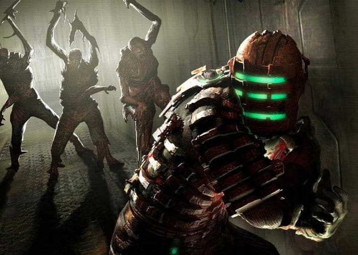 Dead Space Sci-Fi Survival Horror Game