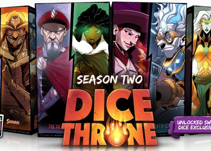 Dice Throne Season Two