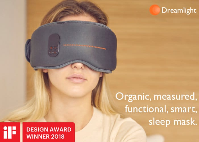 Dreamlight Smart Sleep Mask