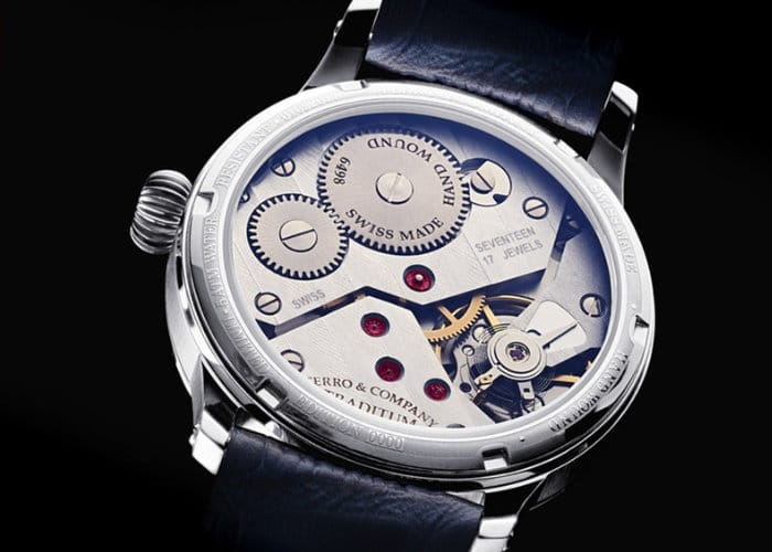 Ferro Limited Edition Swiss Mechanical Watch
