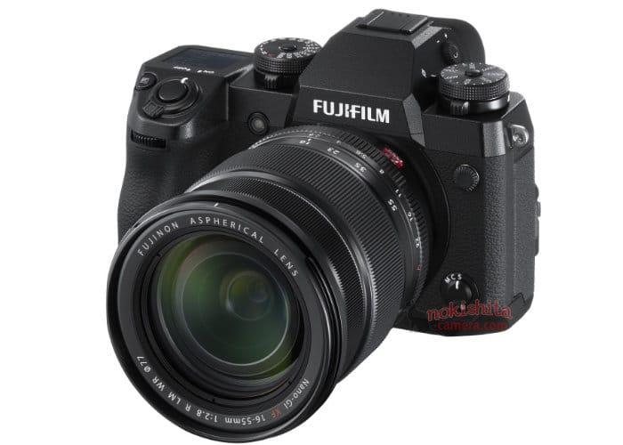 Fujfilm X-H1 4K Camera