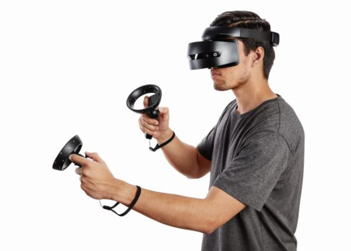 HP Professional Edition Mixed Reality Headset