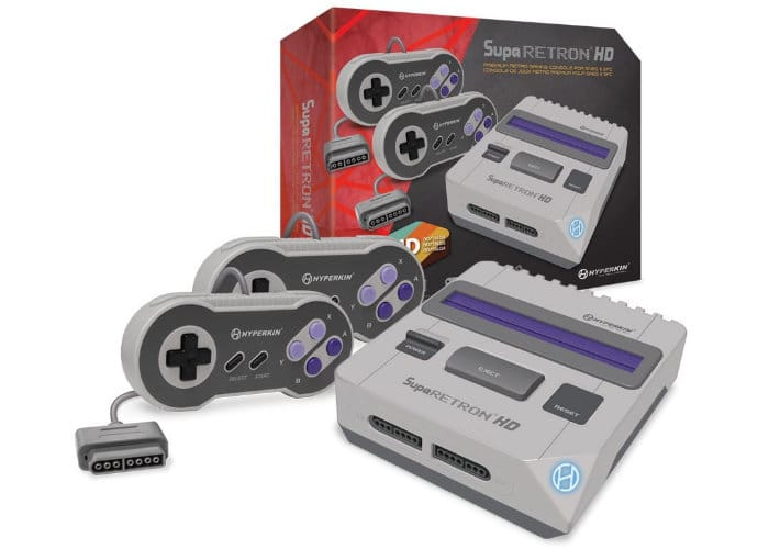 Hyperkin SupaRetroN HD Retro Console