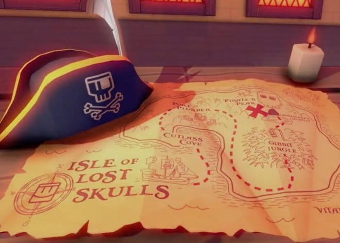 Isle of Lost Skulls