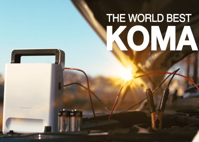 Jump Start Any Vehicle With The KOMA Joule Thief