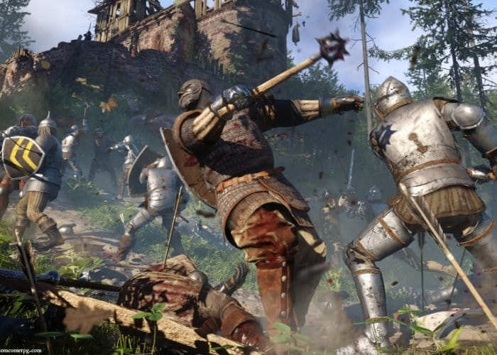 Kingdom Come Deliverance Gameplay, Medieval RPG Launches Tomorrow