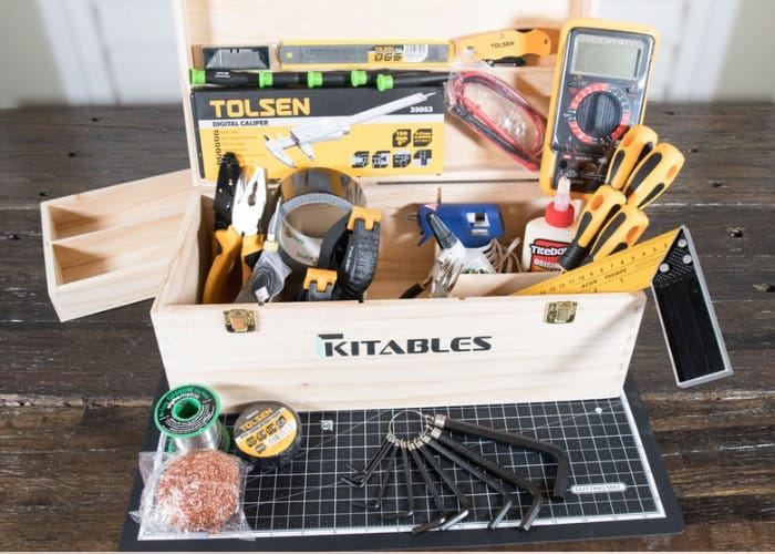 Kitables All-In-One Makers Toolkit
