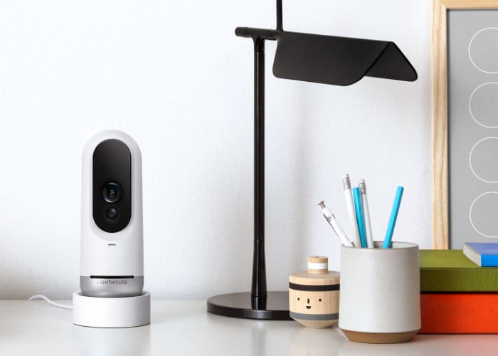 Lighthouse Smart Home Security Camera