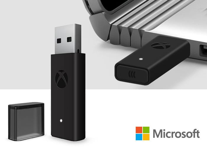 Mini Windows 10 Xbox Controller Wireless Adapter
