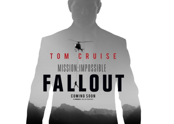 Mission: Impossible Fallout 2018 Movie