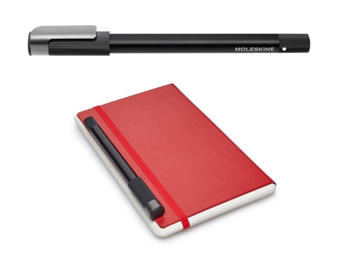 Moleskine Pen+ Ellipse Smartphone Connect Pen-1