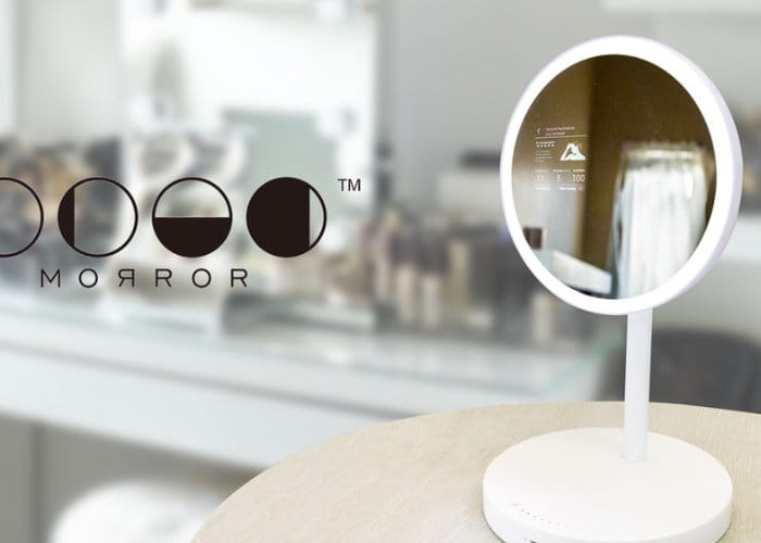 Morror Smart Mirror And Makeup Assistant