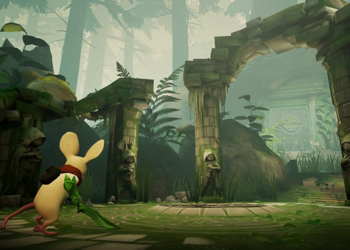 Moss PlayStation VR Adventure