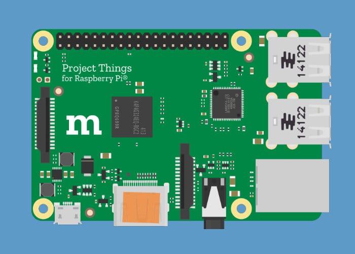 Mozilla Raspberry Pi Internet Of Things Gateway