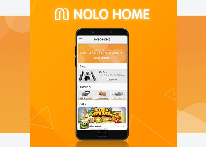 NOLO Home 6DoF VR Application Beta Now Available To Download