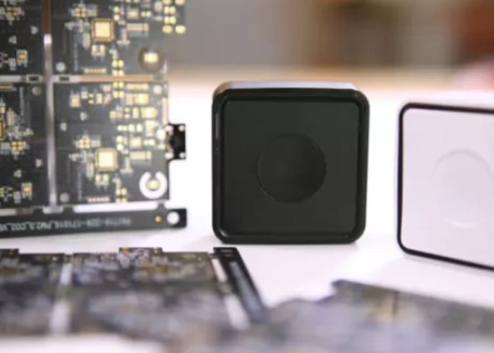 Nano Tiny Air Quality Detector