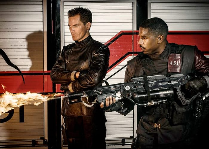 New Fahrenheit 451 Trailer Unveiled By HBO