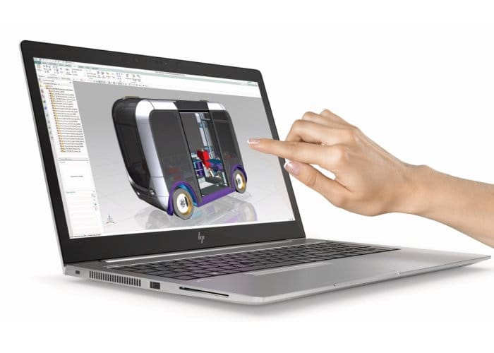 New HP EliteBook 800 laptops