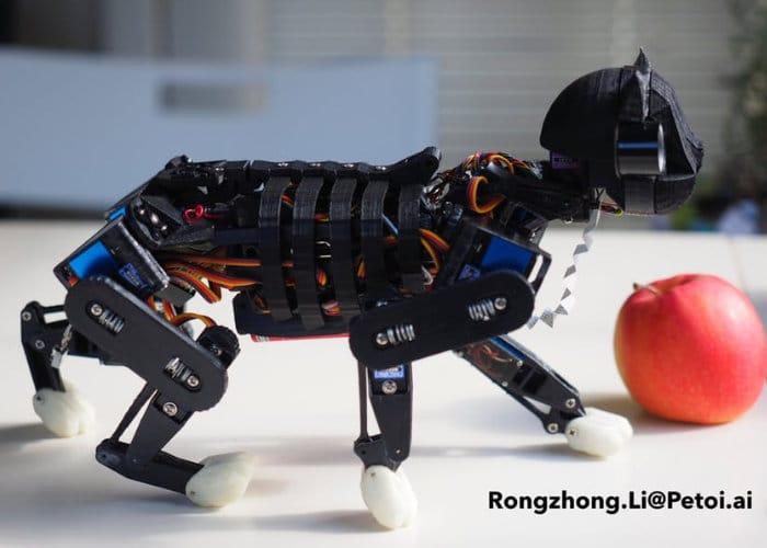 OpenCat DIY Programmable Robot Cat