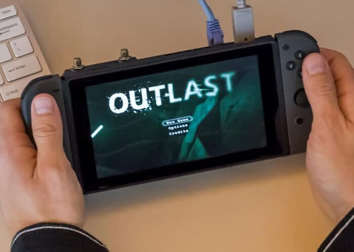 Outlast Horror Game Arrives On Nintendo Switch Today