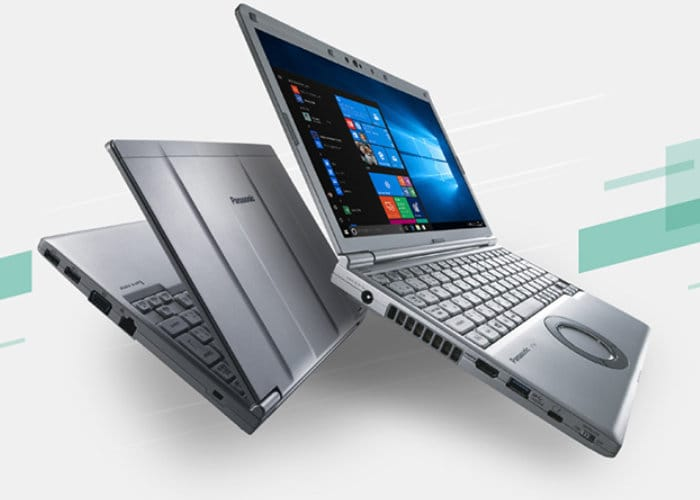 Panasonic Let's Note CF-SV7 Laptop