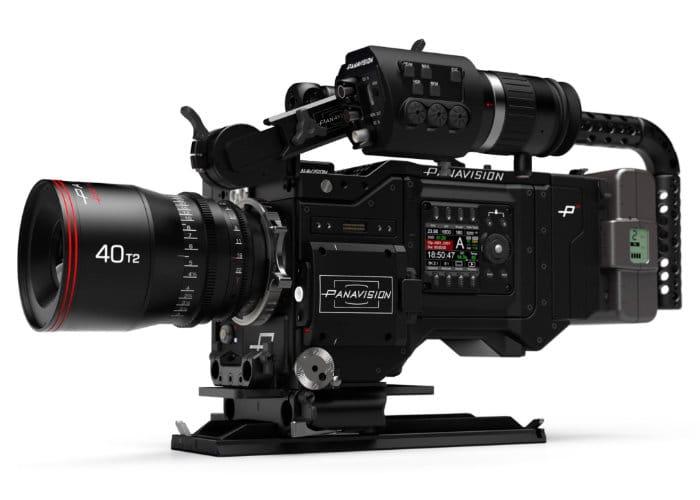 Panavision DXL2 8K RED Sensor Camera