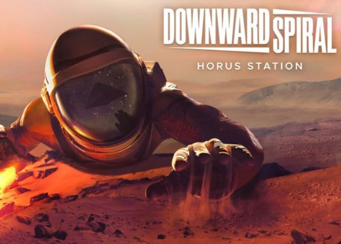 PlayStation VR Downward Spiral