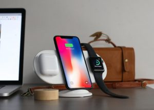 Plux Apple iPhone, Watch And AirPod Wireless Charger