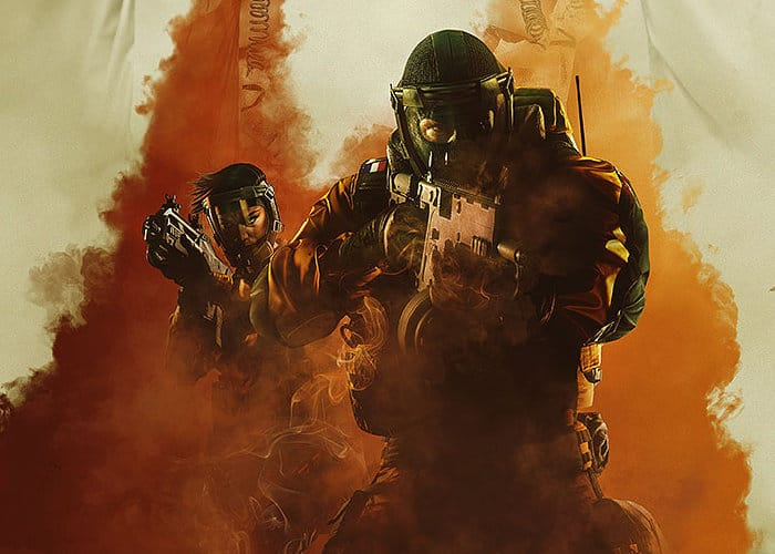 Rainbow Six Siege Operation Chimera Outbreak Gameplay