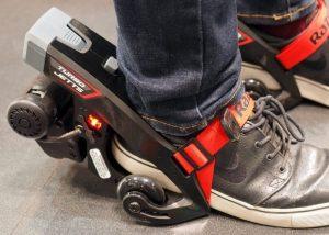 Razor Turbo Jetts E-Skates Showcased At Toy Fair 2018