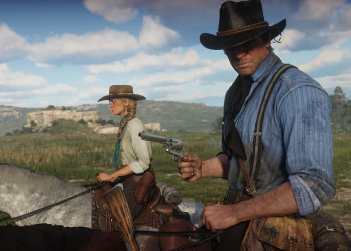 Red Dead Redemption 2 Released Date