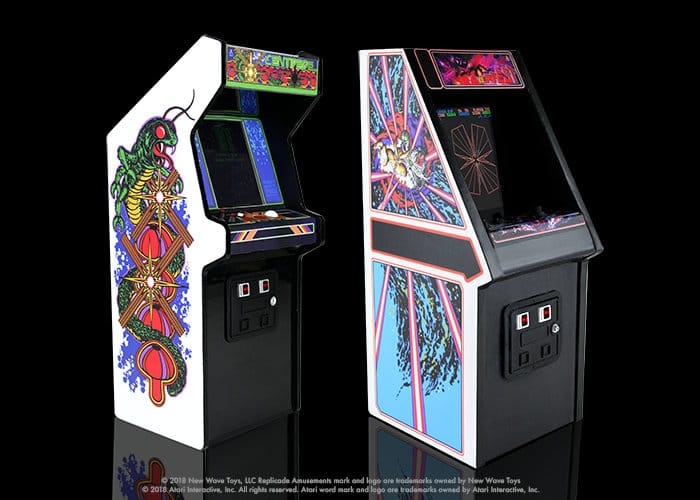 RepliCade Mini Tempest Arcade Machine
